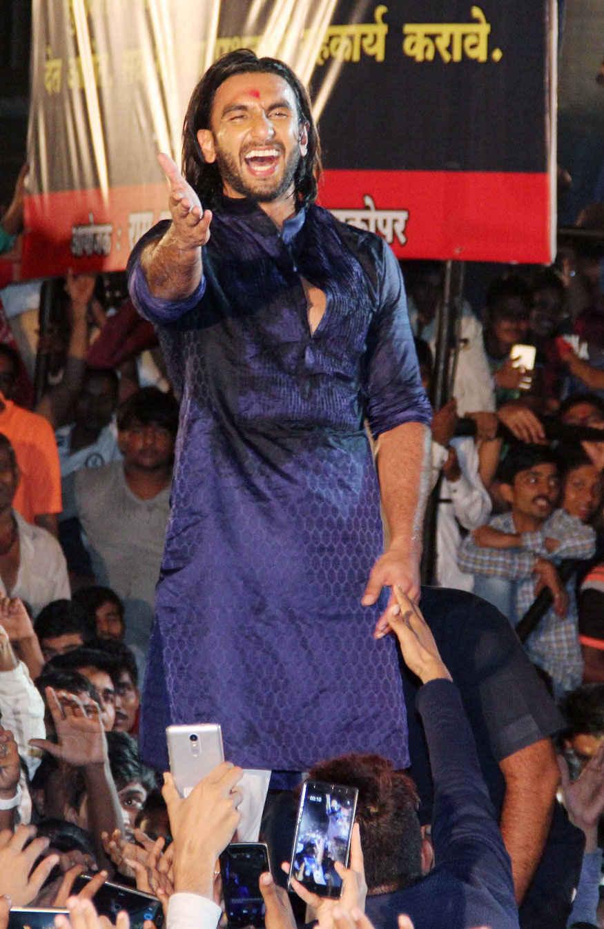 'Dahi Handi' Celebrations In Ghatkopar West Photoshoot