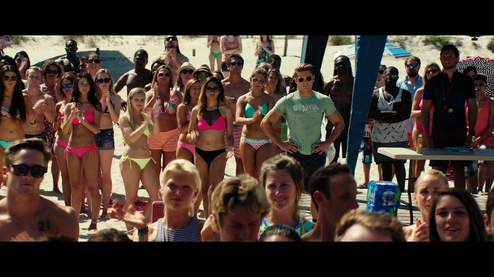 Baywatch Guardianes de la Bahía (2017) Full HD 1080p Latino - Ingles captura 2