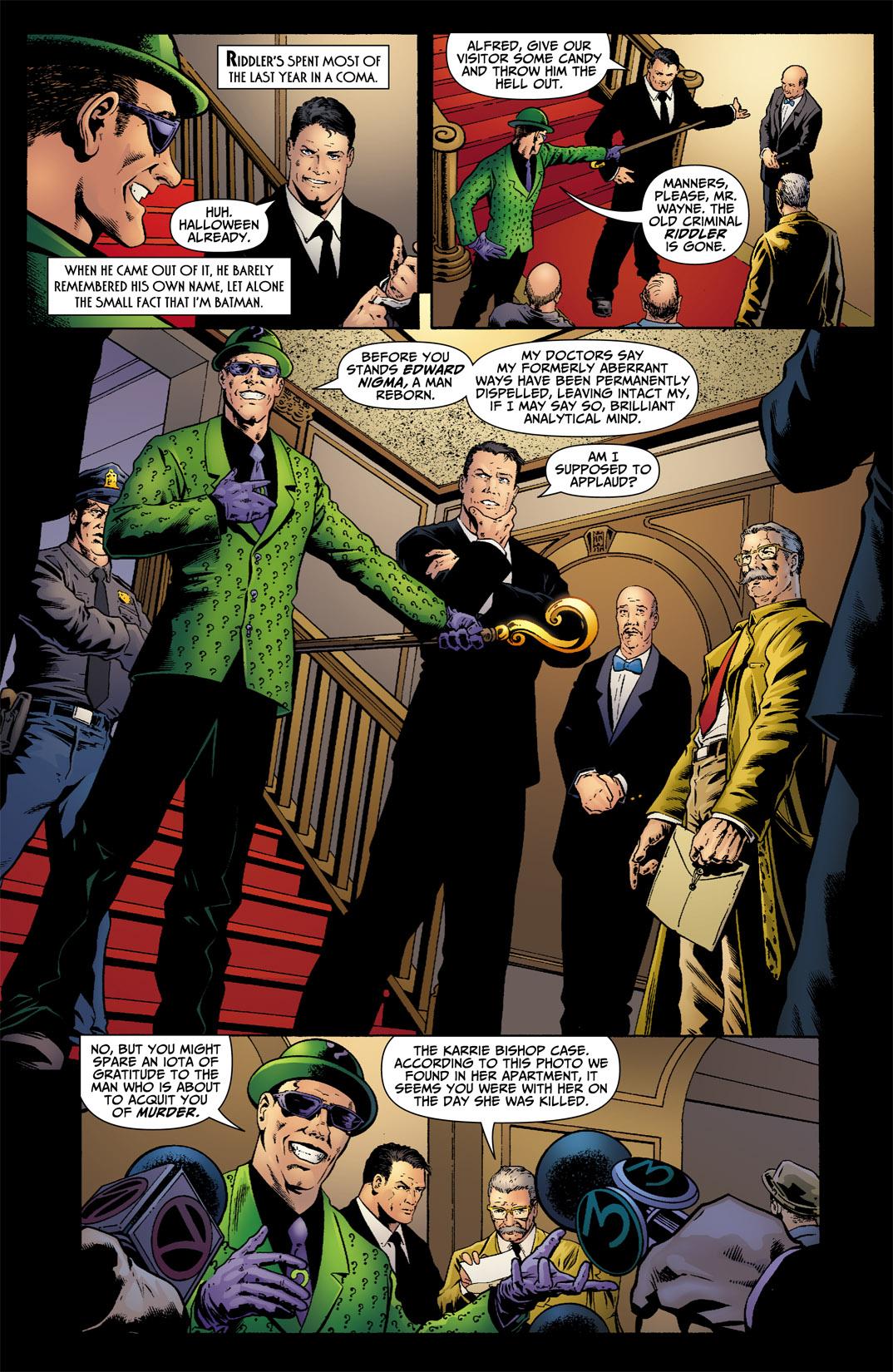 Detective Comics (1937) 822 Page 3