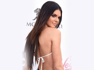 Highest paid supermodels Kendall Jenner