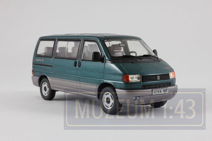 muzeum 1 43 volkswagen t4 multivan 1 43 premium classixxs. Black Bedroom Furniture Sets. Home Design Ideas