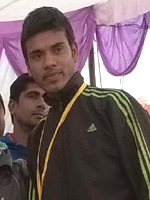 Kuldeep From jeet sports academy, best student of jeet sports academy ujjain