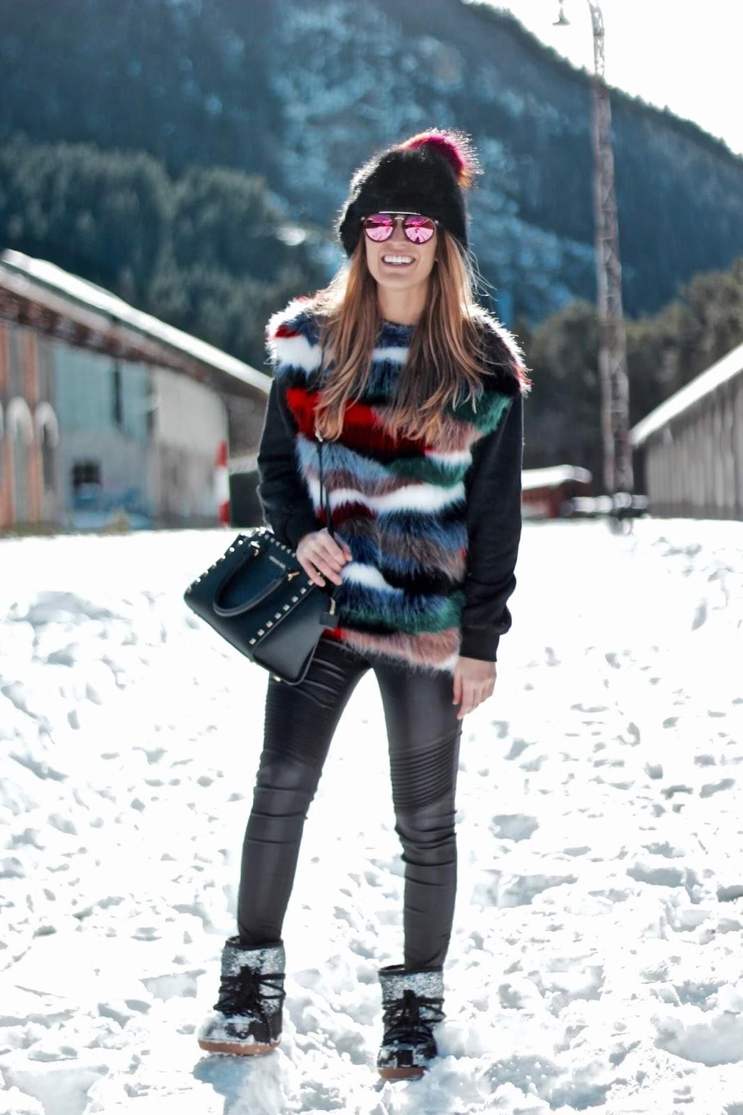 après ski outfit