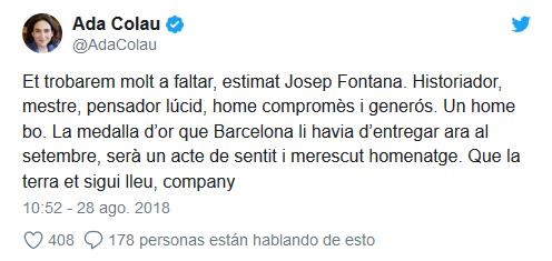 https://twitter.com/AdaColau/status/1034363031936032768