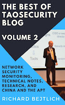 The Best of TaoSecurity Blog, Volume 2