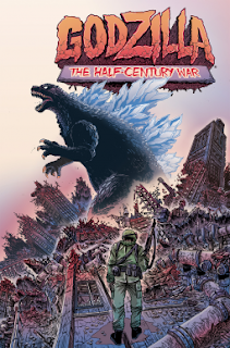 Review - Godzilla: The Half Century War