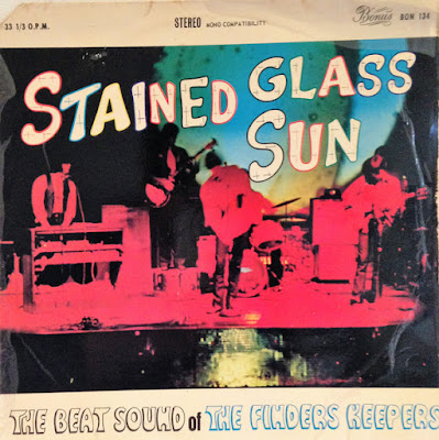 The Finders Keepers - Stained Glass Sun (1966)