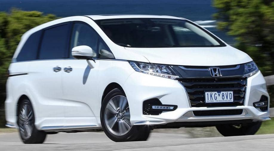 2018 Honda Odyssey Towing Capacity