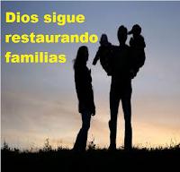 Poderoso es Dios para salvar tu familia.