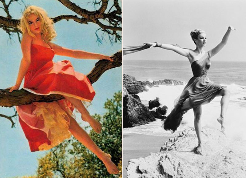 Q's Daydream: Inspiration Friday, Yvette Mimieux