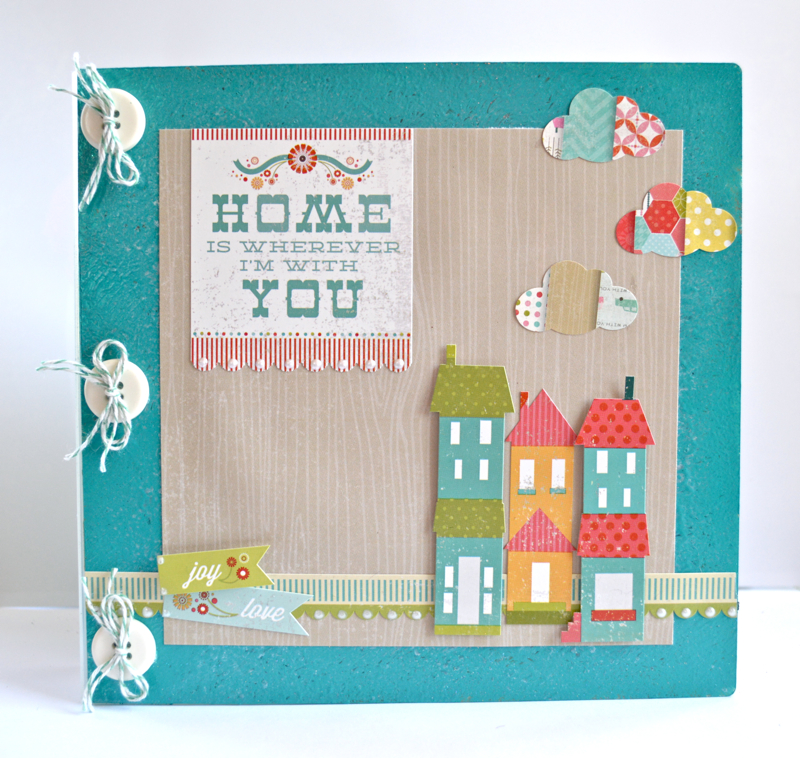 Much Ado About Nothing: ~Build It Your Way Acrylic Binder!!~
