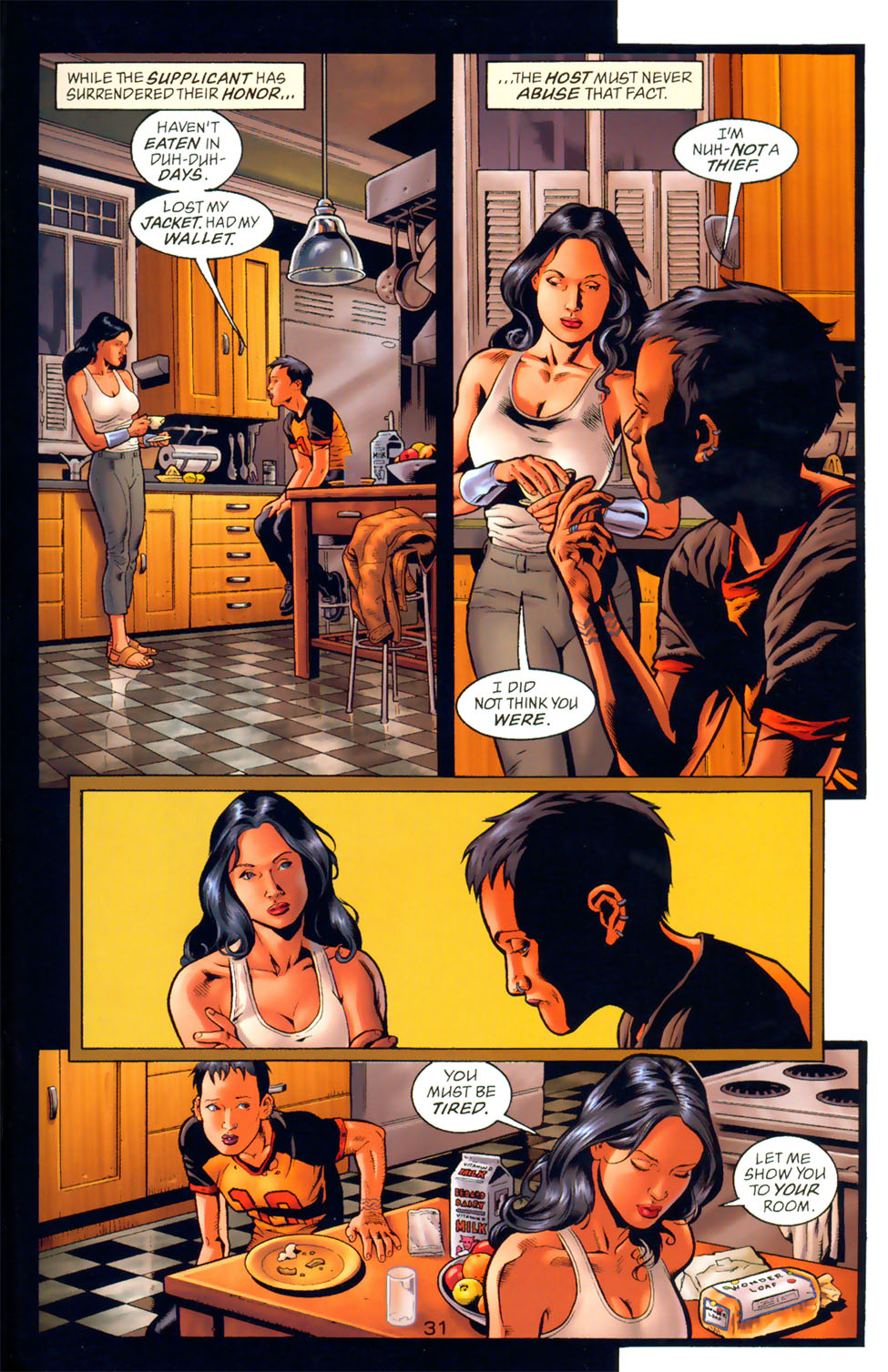 Read online Wonder Woman: The Hiketeia comic -  Issue # Full - 38