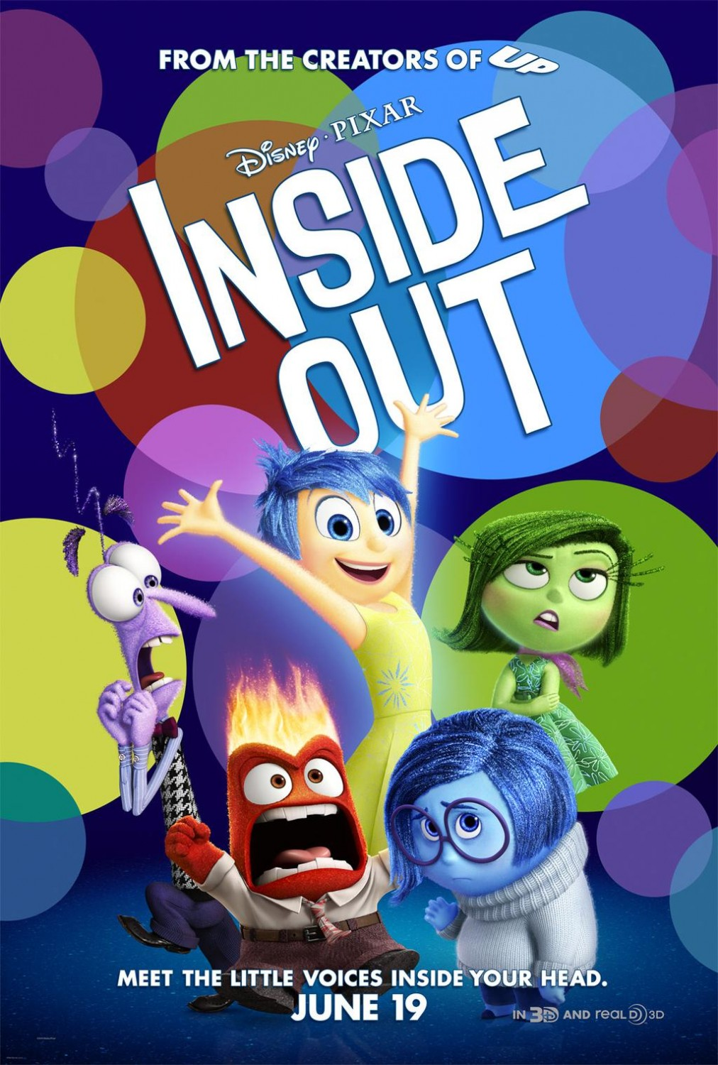 Nonton Film Inside Out (2015)