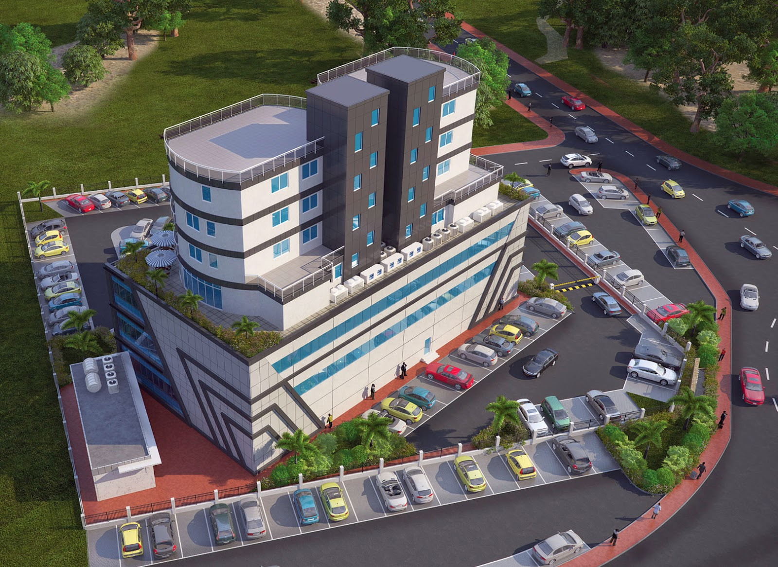 shopping complex in mtwara-Proposed  - SkyscraperCity