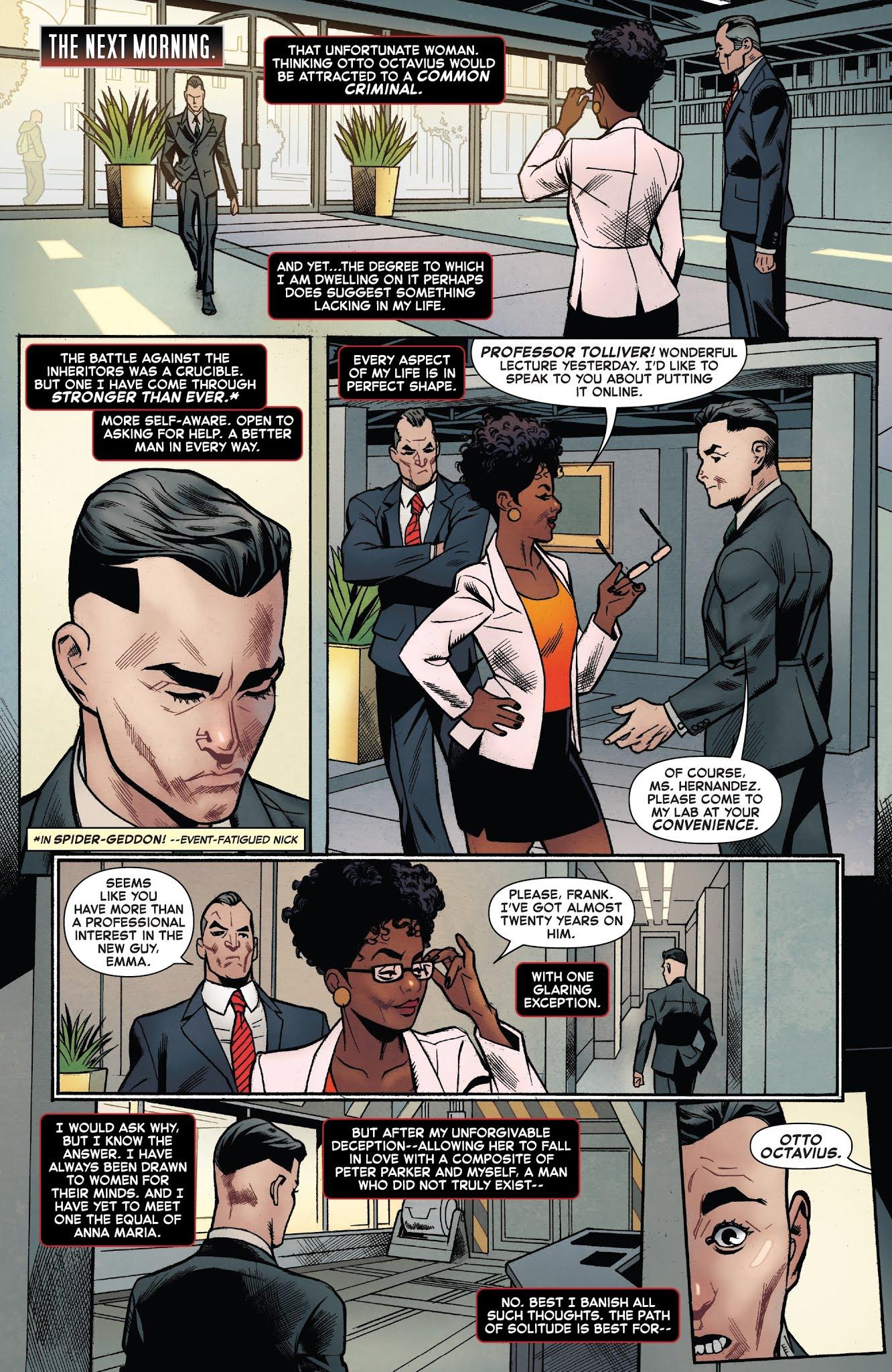 Superior Spider-Man (2019) issue 1 - Page 15