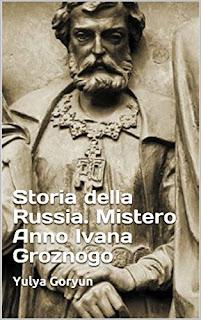 Storia Della Russia Di Yulya Goryun PDF