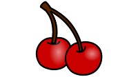 cherry fruit free clipart