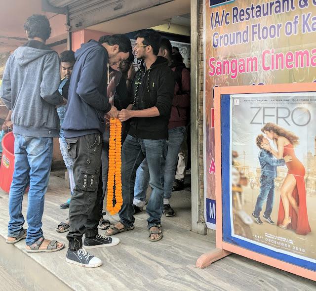 ZERO Movie- 1st Day 1st Show - Sourajit Saha 2