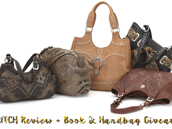 CLUTCH Review + Book & Handbag Giveaway