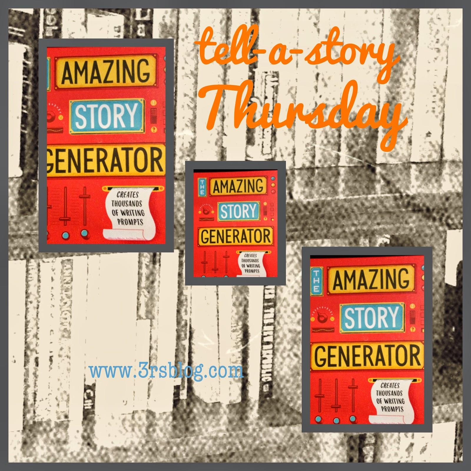 tellastory thursday 3rsblog