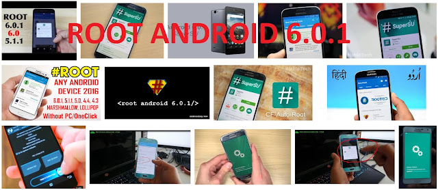 Systemless Root Android 6.01 Marshmallow
