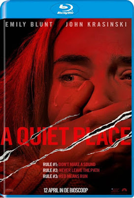 A Quiet Place 2018 BD25 Latino