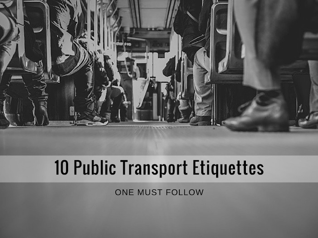 10 public transport etiquettes one must follow - incredible opinions