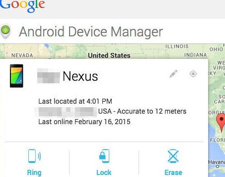 Cara Mengatasi Ponsel Android Anda Yang Hilang 4