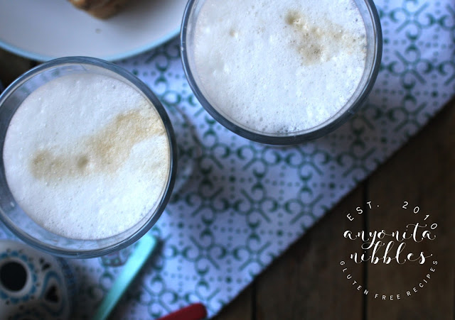 Frothy Perfect Lattes Made at Home