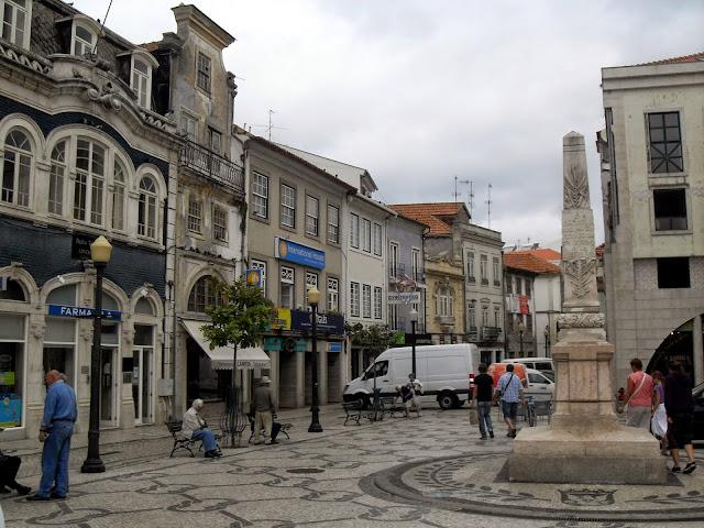 Calles para visitar Aveiro