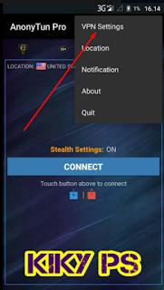 Cara Setting Anonytun Videomax Telkomsel [Bug Terbaru]