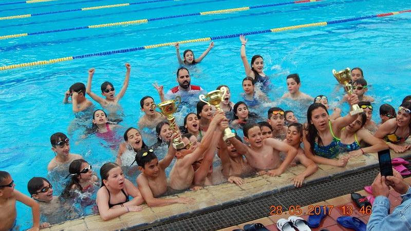 Πολυνίκης σύλλογος ο ΟΦΘΑ στους Ιωνικούς Αγώνες Κολύμβησης του Βόλου
