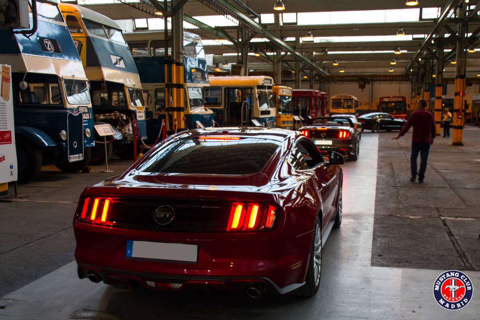 Mustang Club Madrid