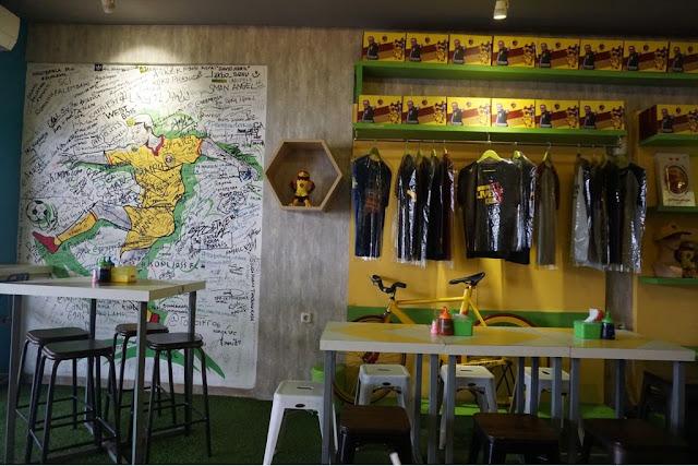 Palembang Sriwijaya Cafe
