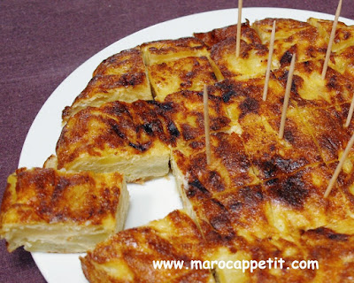 Tortilla Espagnole | Spanish Tortilla