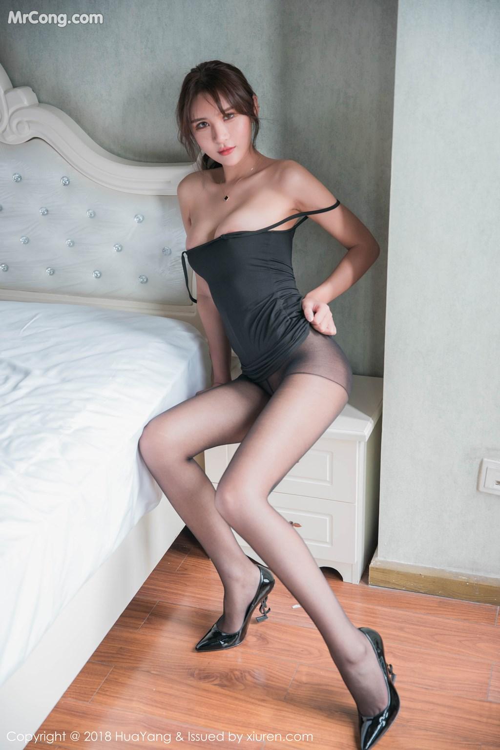 Image HuaYang-2018-11-14-Vol.095-SOLO-MrCong.com-021 in post HuaYang 2018-11-14 Vol.095: Người mẫu SOLO-尹菲 (46 ảnh)