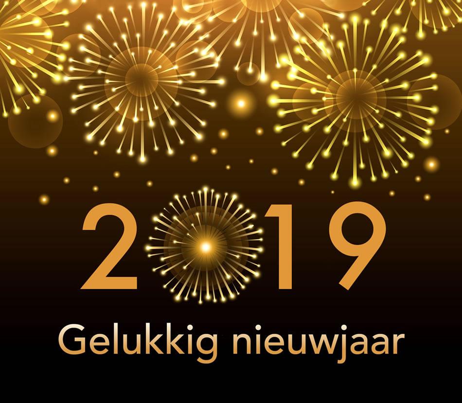 Plaatjes Voor Nieuwjaar.Afbeeldingen Nieuwjaar 2019 Gelukkig Nieuwjaar Gif