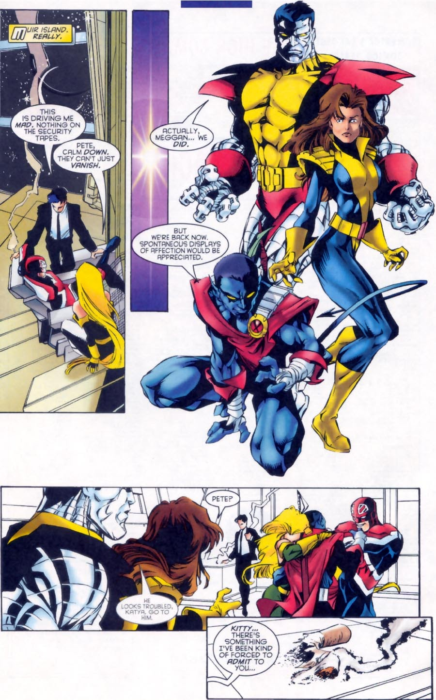 Excalibur (1988) issue 103 - Page 22