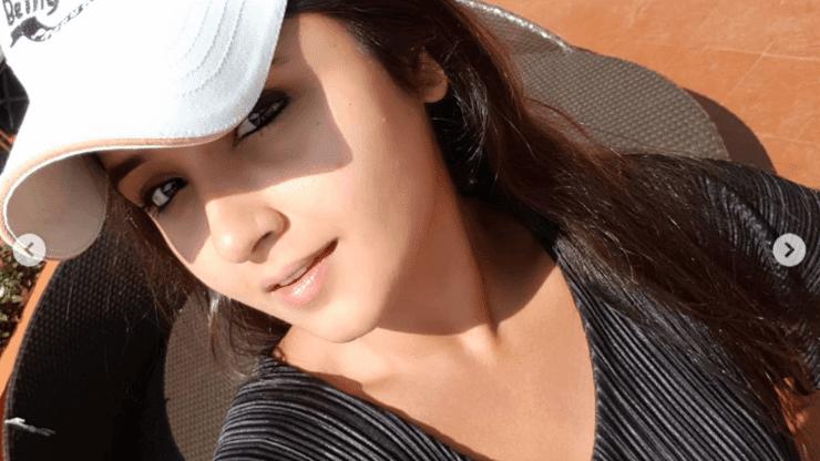 Kajal Raghwani Celebrates The Success Of Her Movie Sangharsh