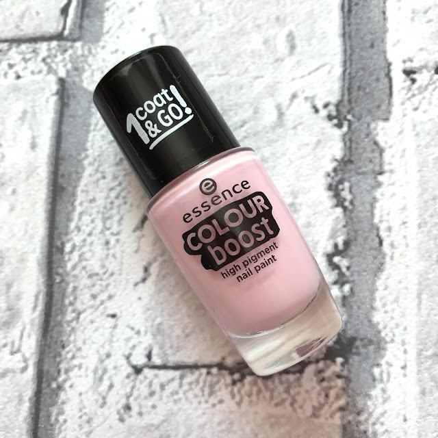 Essence Colour Boost High Pigment Nail Polish - One Coat And Go! Instant Friendship