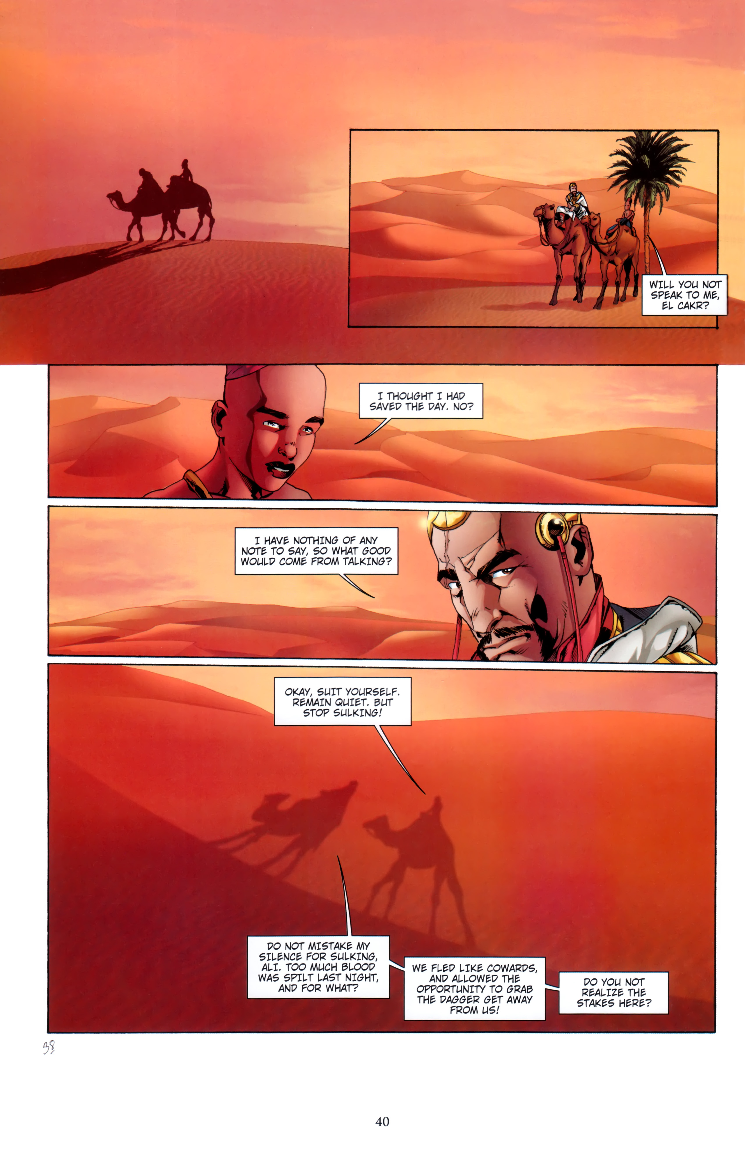 Read online Assassin's Creed (2012) comic -  Issue #5 - 40