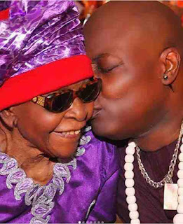 Charly Boy Celebrates His Mother's 100th Birthday Today (Photos)