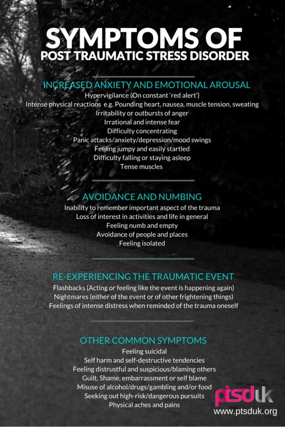 dating someone post traumatic stress disorder Post-traumatic stress disorder: readable, up-to-date and research based information produced by the royal college of psychiatrists.