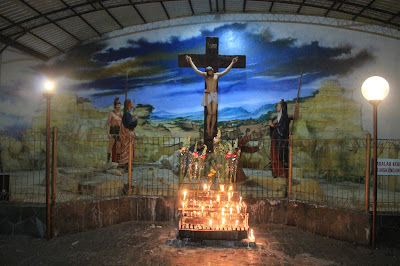 Perjalanan Rohani Jalan Salib Gua Maria Kerep, Ambarawa