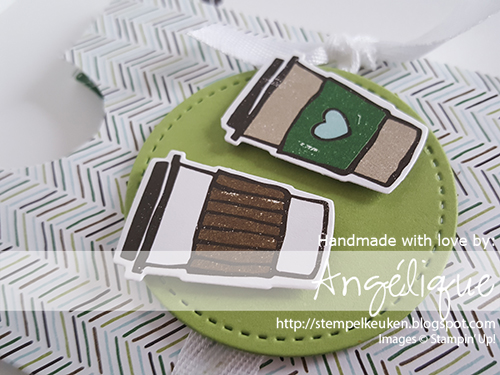 De Stempelkeuken Coffee Break Bundel Mail voor meer info naar stempelkeuken@gmail.com Coffee Café, Coffee Café bundel, Coffee Cups Framelits, Coffee Break,Crumb Cake, Corrugated Elements, Early Espresso, Stampin' Dimensionals