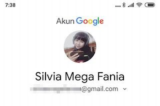 Cara Ganti Foto Profil Akun Google Di Android Dengan Mudah