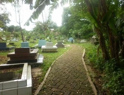 INFO JAKARTA: PEMAKAMAN UMUM / TPU KAMPUNG RAMBUTAN 1, JAKARTA
