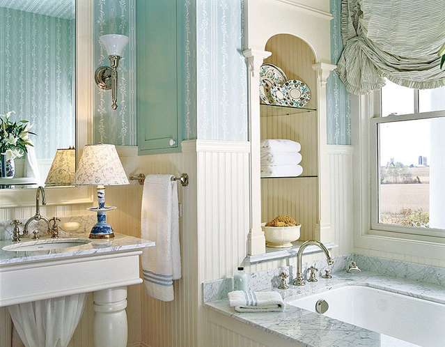 Our French Inspired Home: Bathroom Sinks: Which is your ...