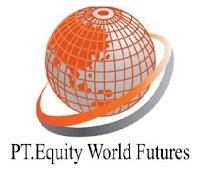 Logo PT Equity World Medan