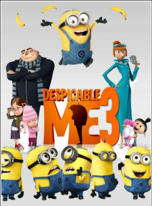 download despicable me 3 in hindi 720p